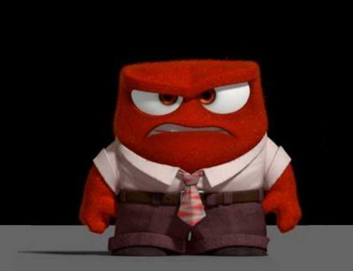 Anger : to express it or not to  express it – that's the question.