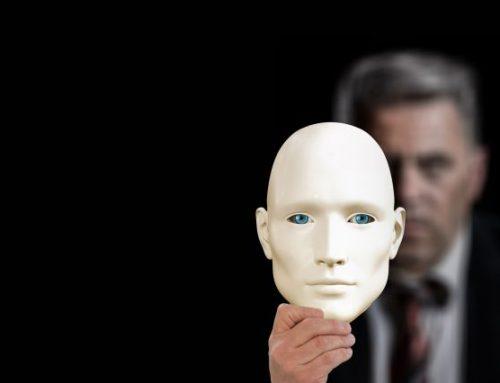 Długo noszonej maski nie da się pozbyć
